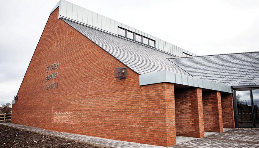 Civil Engineering Churches : Omagh baptist church lowry civil engineering
