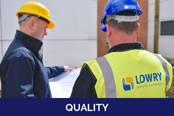 quality Lowry Building and Civil Engineering